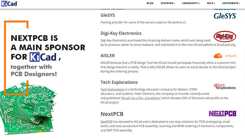 NextPCB Sponsors Kicad.png