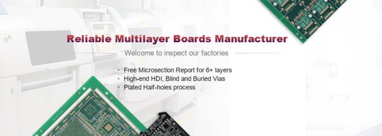 reliable mulilayer boards manufacturer