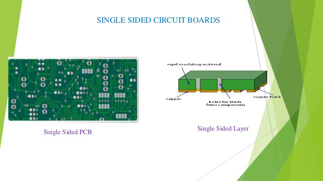single-siaded PCB