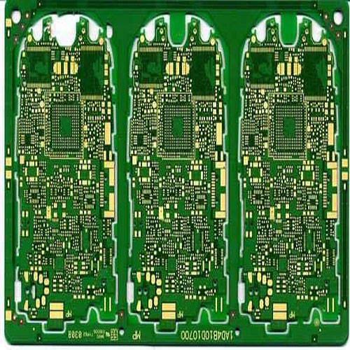 High-density PCB