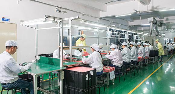 Inspectionat nextpcb factory
